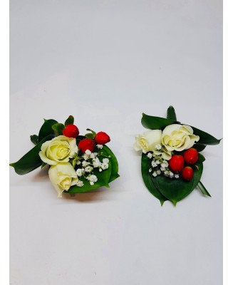 A country corsage