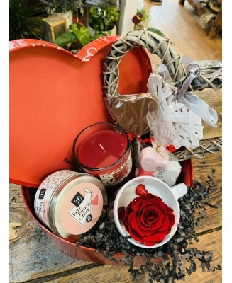 Perfect gift box for Valentine's Day
